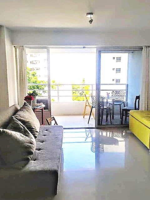 Apartamento en la Playa/Camurí Grande