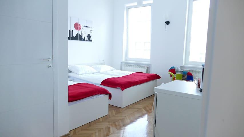 apartment Ready4Sarajevo - brand new!main street - Sarajevo - Pis