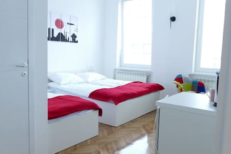 apartment Ready4Sarajevo - brand new!main street - 萨拉热窝 - 公寓