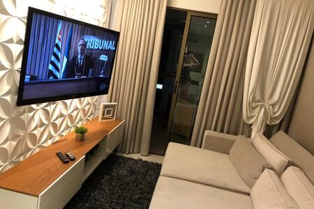 Apartamento super confortável, aconchegante!