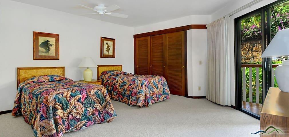 2nd Bedroom, Can Combine beds