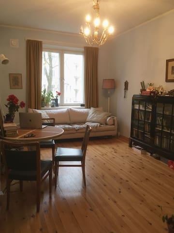 Beautiful room in Töölö