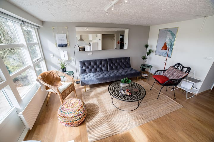 2 bedroom apt. in Reykjavik (newly renovated)
