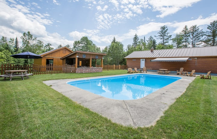 Kingdom Getaways' Darling Hill Pool House