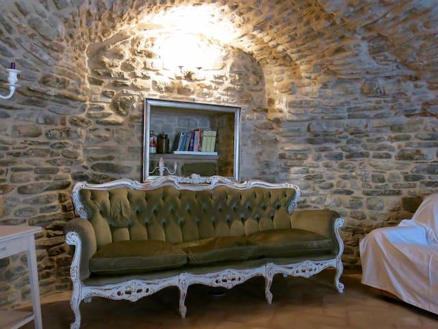 Appartamento Rosmunda nel borgo di Monterone (AR)