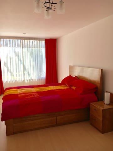 dormitorio para pareja