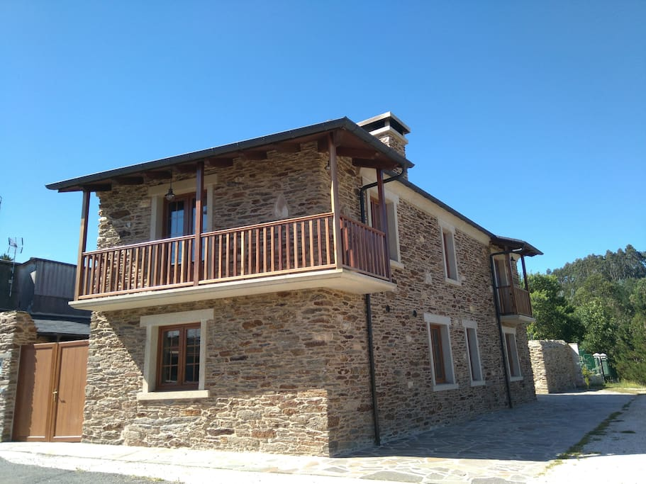 Casa r stica en ma n casas en alquiler en ma n - Casas rusticas galicia ...