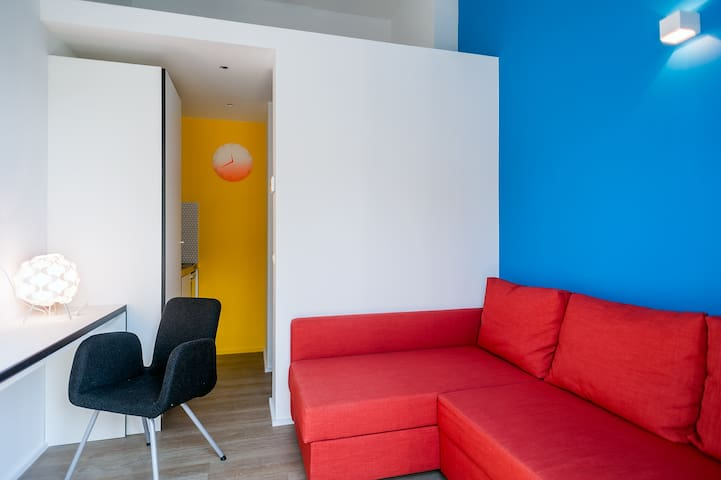 Studio #3 very close Brussels Airport 24h check-in - Zaventem - Autre