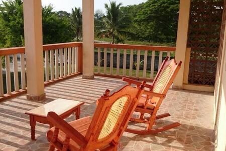 Amplia y cómoda casa de descanso en Tamiahua