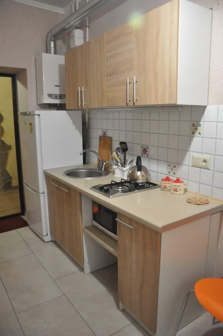 Комфортабельная мини-квартира в центре Одессы