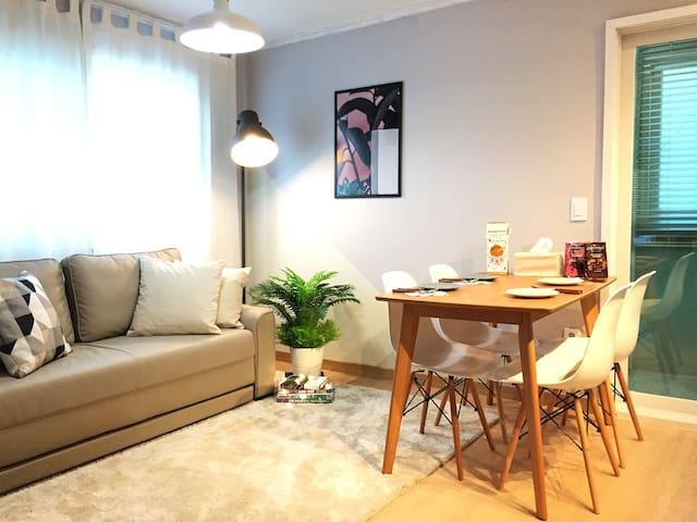 [Best Review] Mu Design House. Hongdae 5min