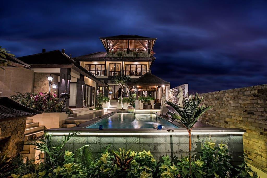 Family Rooms In Bali Kuta