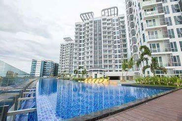 Affordable New Condo For Rent Mactan Newtown Cebu - Cordova - Lejlighedskompleks