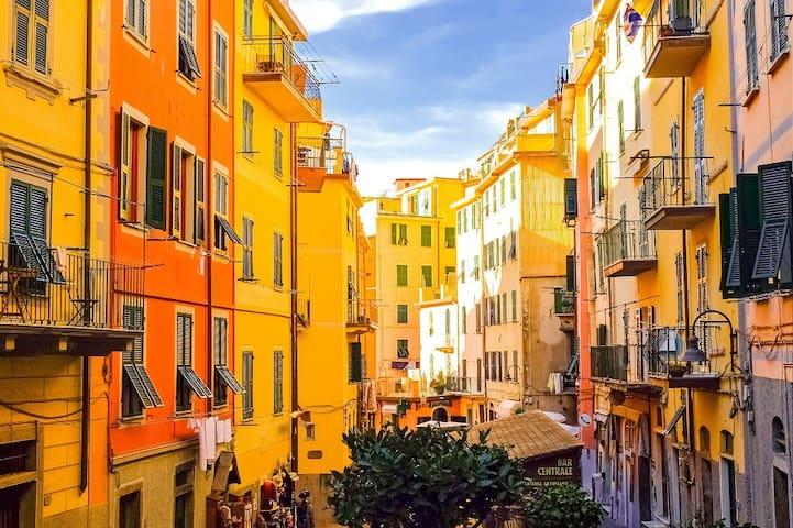 """RioRooms """"La Valletta"""" Riomaggiore"""