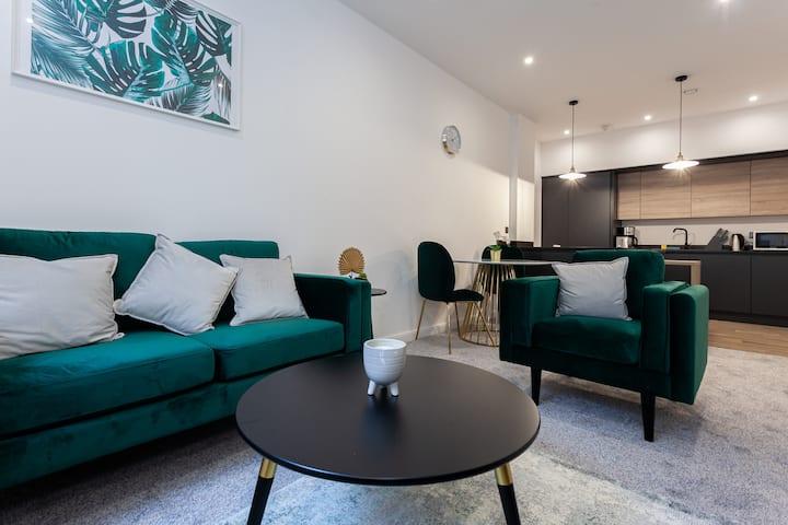 Fantastic 1 bedroom apartment in Bolton