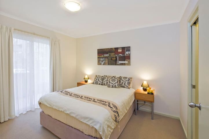 Serviced Apartment with Ensuite - Adelaide - Apartemen
