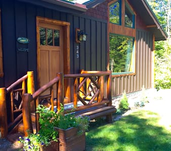Luxury Cabin Perfect Location - Paul Smiths - Ház