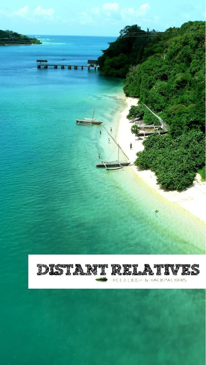 Distant Relatives Ecolodge: Dorm
