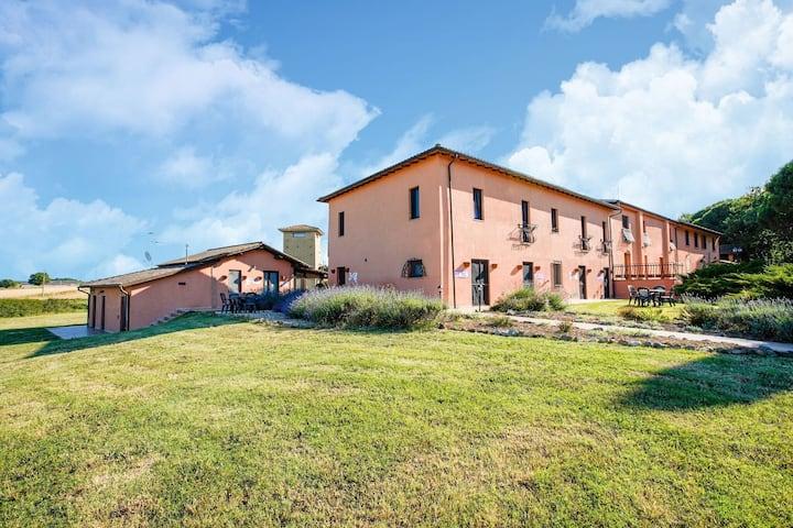 Sfeervol appartement in Castiglione del Lago