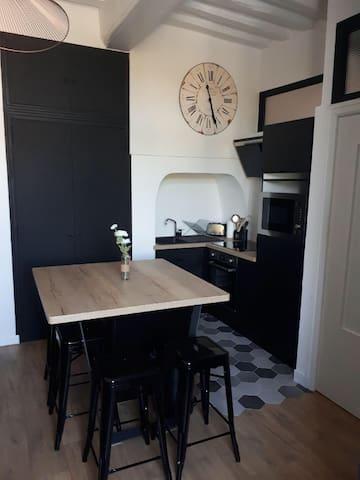 Appartement T2 refait à neuf Vannes intra-muros