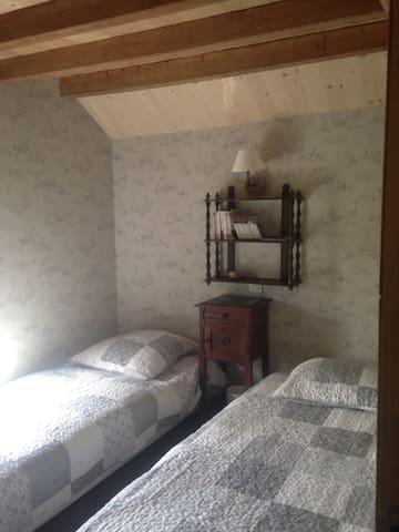 La chambre du bas