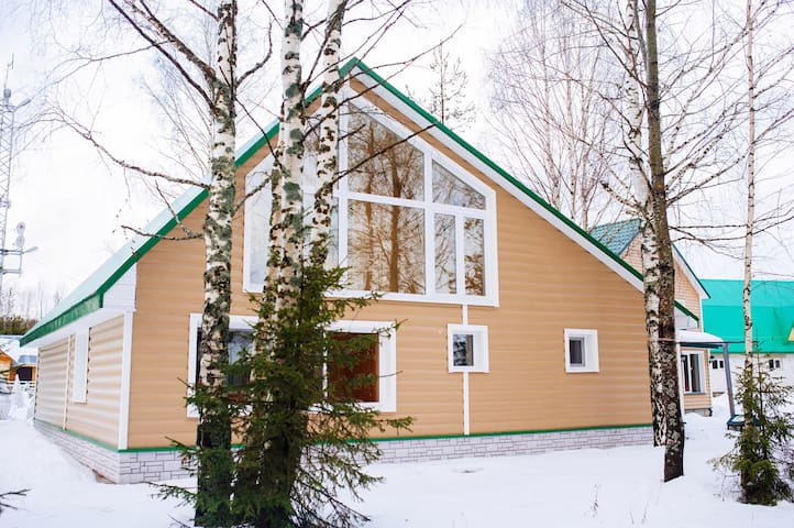 Country house / organic farm - Syktyvkar - Ev