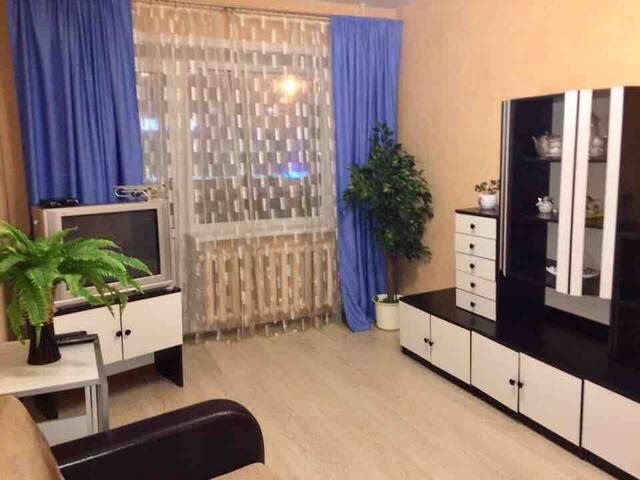 Уютная посуточная квартира от собственника