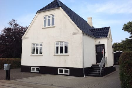 Dejlig lejlighed tæt på by og fjord - Ringkøbing - Flat