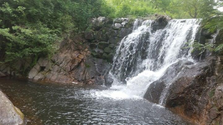 Loft à la campagne et bord de  riviere