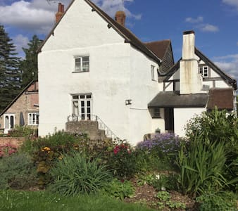 Lovely Old Herefordshire Farmhouse. - Bodenham - Σπίτι