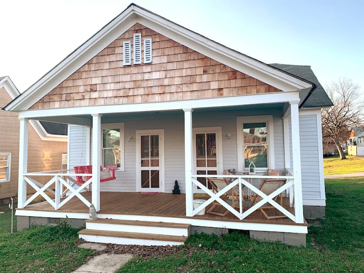 Historic + Modern Comfy Home