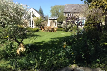 The Little House in the Garden - Marshfield - House