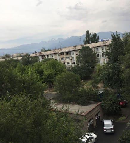 Уютная квартира в центре города для 1-2х человек