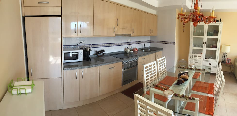 Apartamento en Montanejos ideal para familias