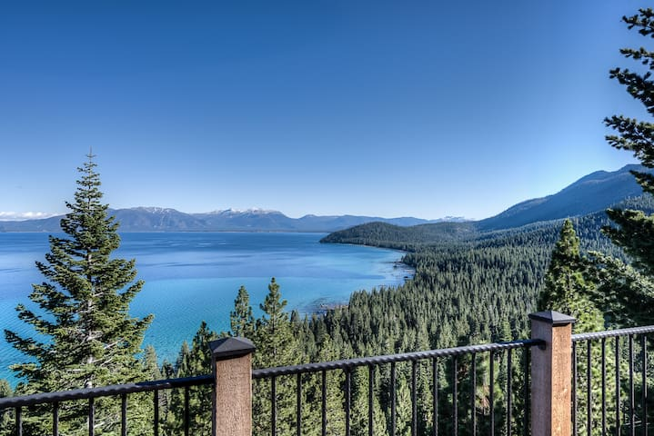 Unforgettable Lake Tahoe Cabin - Tahoma - House