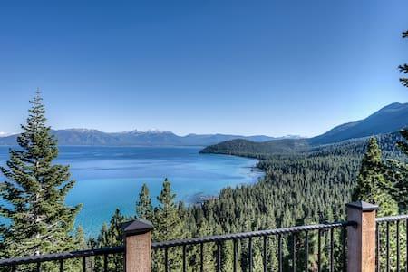 Unforgettable Lake Tahoe Cabin - Tahoma