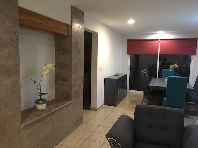 Casa Orquídeas 100% seguro higiene total