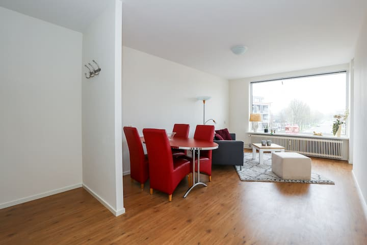 Mooi 4 kamer appartement in Rozenburg - Rotterdam - Rozenburg - Appartement en résidence