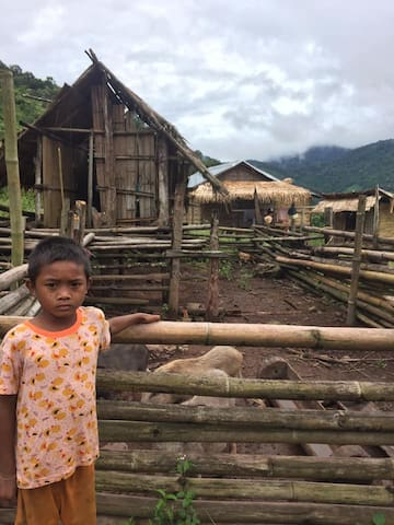 Trekking, rafting & Prai ethnic group homestay