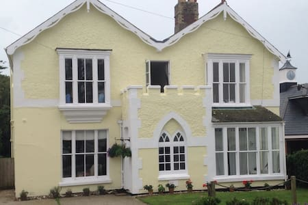 Waterside House Garden Annexe - Yarmouth