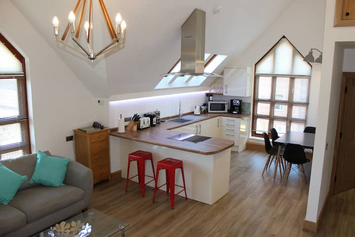 Wheathampstead Place, First Floor - Two Bedrooms