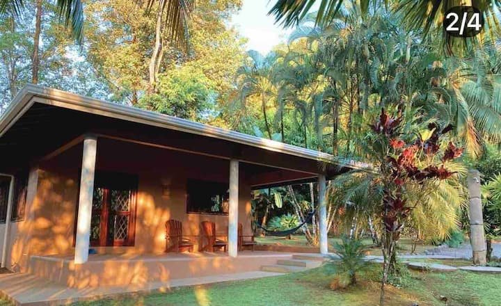 Villa Riviera:  river trail, float to the surf!
