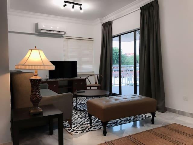 Cozy tropical oasis in KL - Kuala Lumpur - Apartment