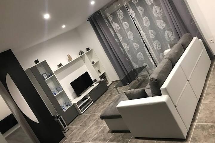 Maison individuelle neuve 50m²