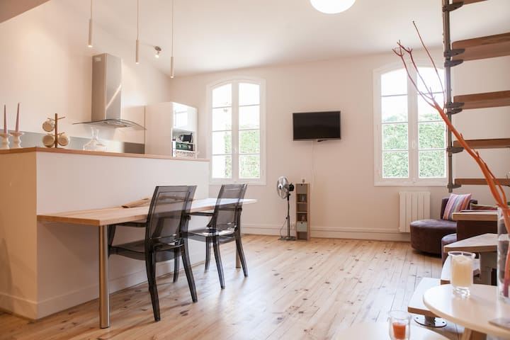 L'appart des Jacobins*** - Saint-Émilion - Appartement