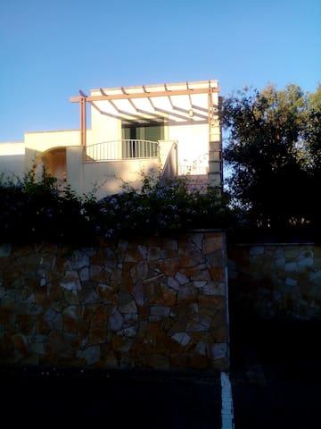 La vacanza a Santa Cesarea Terme