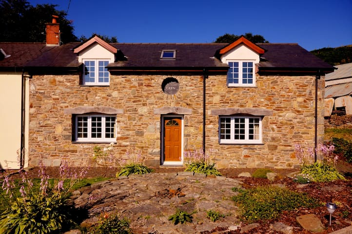 Cefn Cottage - Tylwch - Huis