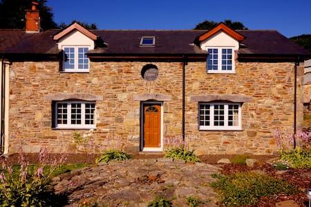 Cefn Cottage - Tylwch - Haus