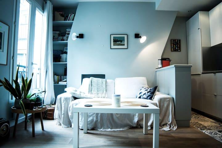 Magnifique studio près de Pigalle