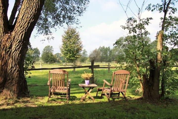 Gemütliche Ferienwohnung in ruhiger Lage